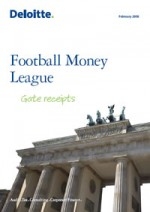 Le rapport Football Money League 2008 de Deloitte.