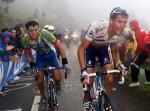 L'alto de l'angliru, l'olympe du cyclisme.
