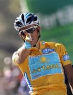 Des indices pour le Tour 2009 dans la Vuelta 2008.