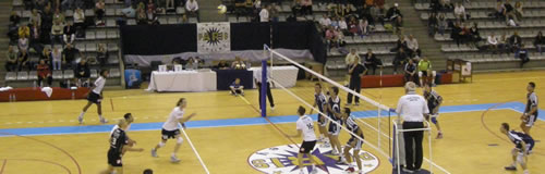 Paris volley-Rennes Volley