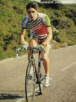 1er janvier 1989, débuts professionnels de Laurent Jalabert au cyclo-cross de Blagnac.