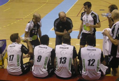 Paris- Poitiers volley-ball