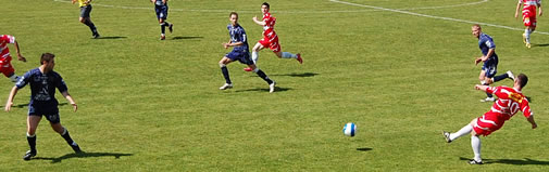 Pointe Courte Sète - FC Trelissac