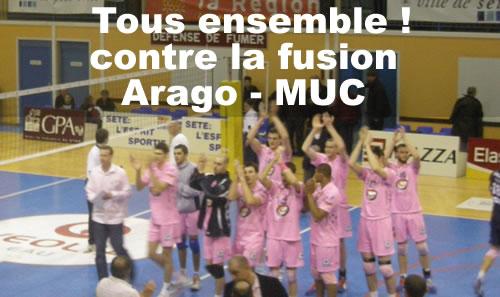 Non à la fusion Arago-MUC