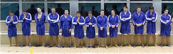 Equipe de l'Olympic Nice Natation