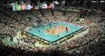 Ligue mondiale de volley : les arènes.