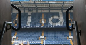 Stamford bridge stadium.