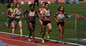 La finale du 800m féminin.