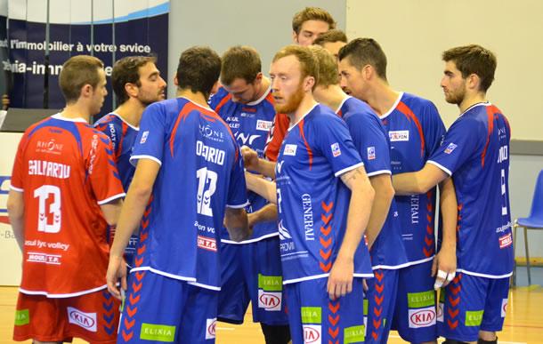 ASUL Lyon saison 2013-2014