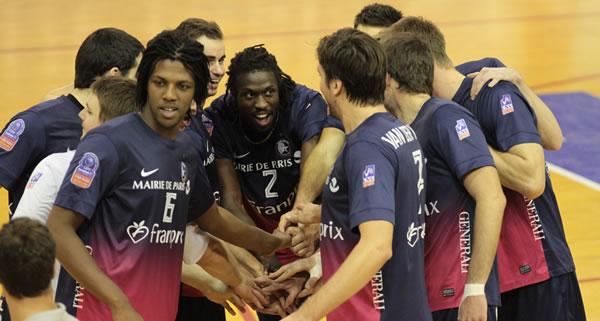 Le Paris Volley poursuit poursuit sa marche en avant.