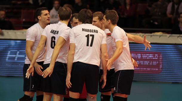 Équipe de Biélorussie de volley-ball