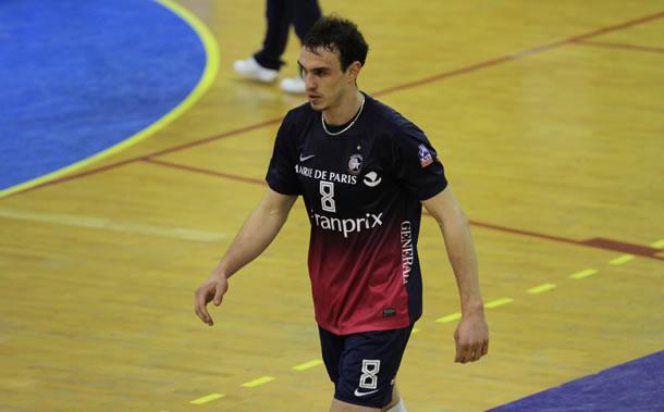 Marko Ivovic 36pt contre Rennes.