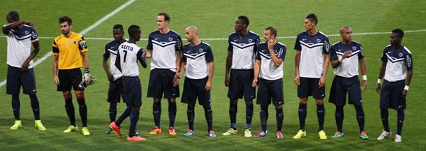 L'équipe du Paris FC saison 2014-2015.