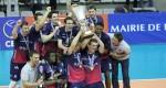Le palmarès européen complet du Paris Volley.