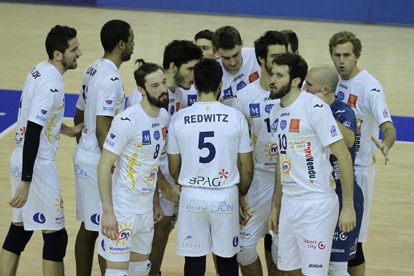 Equipe du Montpellier VAUC - saison 2014 / 2015