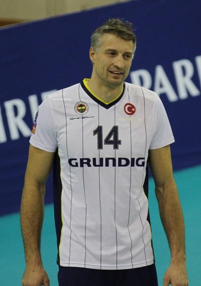 L'impressionnant Ivan Miljkovic.