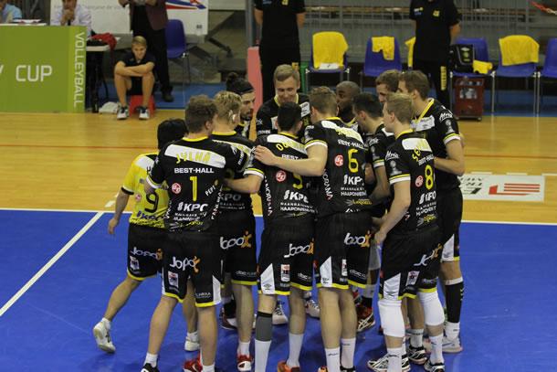 L'équipe de Tiikerit Kokkola.