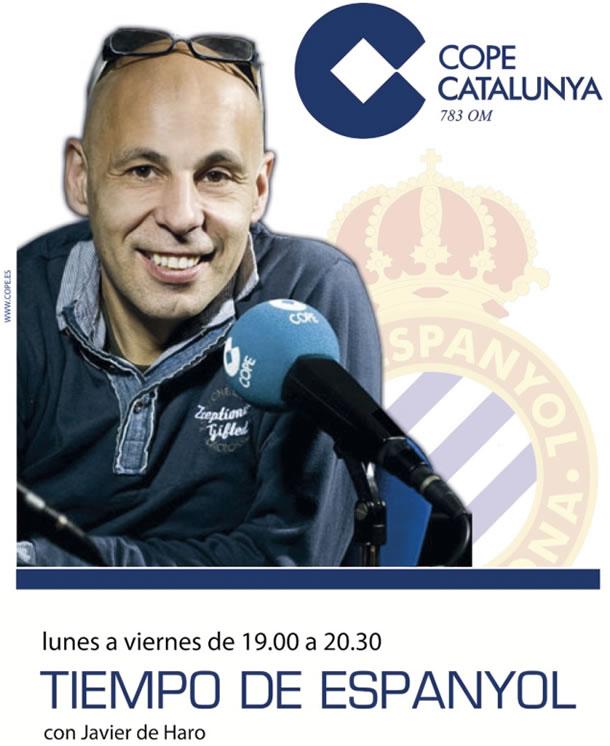 Une émission de Radio de 1h30 quotidienne consacrée à l'Espanyol, c'est ça la Liga.