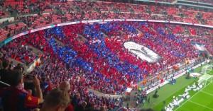 L'aigle de Crystal Palace règle sur Wembley