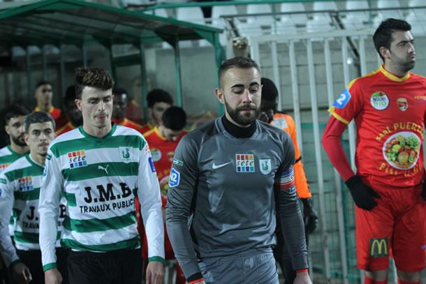 Vincent Pappalardo et Thibault Balp, deux éléments important de la bonne saison défensive de l'équipe.