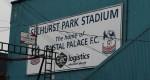 Enceintes mythiques : Selhurst Park stadium.